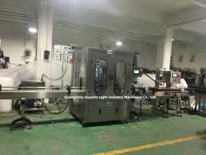 Guangzhou Automatic Bottle Shampoo Filling Machine pictures & photos
