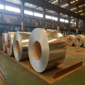 Dx51d+Z100 Sgch PPGI Building Material Galvanized Steel Coil in Sheet pictures & photos