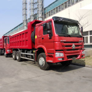 HOWO Dump/Tipper Truck 6X4 Heavy Duty Dumper Truck with Low Price pictures & photos