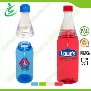 600ml Tritan BPA-Free New Plastic Water Bottle (DB-G1) pictures & photos