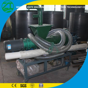 Screw Press Cow Dung Dewatering Machine/Chicken Manure Extrusion Machine pictures & photos