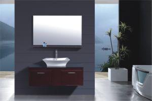 110cm MDF Bathroom Vanity (B-250) pictures & photos