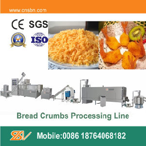 Bread Crumbs Processing Machinery Extruder Equipment Plant pictures & photos