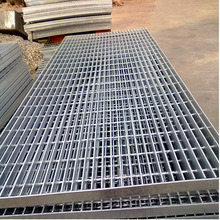 Welded Steel Grating Used for Stair Treads and Various Floor pictures & photos
