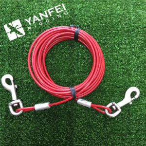 Tie out Cable for Puppies Medium Dogs pictures & photos