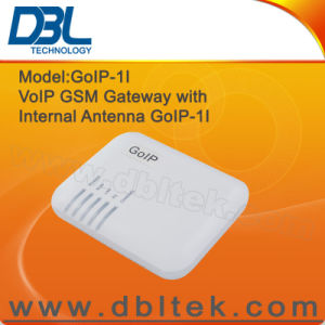 DBL 1 Channel VoIP GSM Gateway with Internal Antenna GoIP1I pictures & photos