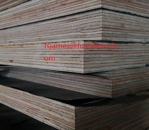 Full Hardwood Core F17 Formply Concrete Plywood for Austrial Market pictures & photos