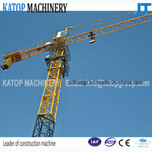Best Sales Katop Brand Ktp5510 Topless Tower Crane of The Made in China pictures & photos