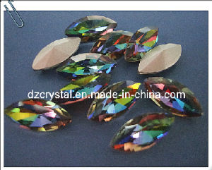 001 Vm Marquise Shape Loose Glass Beads (3017) pictures & photos