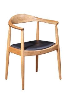 Solid Wood Oak Chair-Antique Colour
