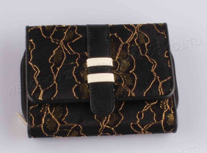 2016 New Fashion Women Polgester Wallet pictures & photos