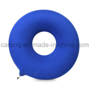 Hospital Use Inflatable Rubber Medical Round Air Cushion pictures & photos