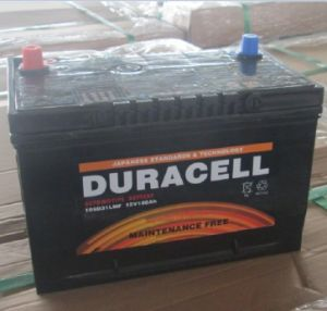 Duracel Rocket 12V Mf Auto Lead Acid Car Battery pictures & photos