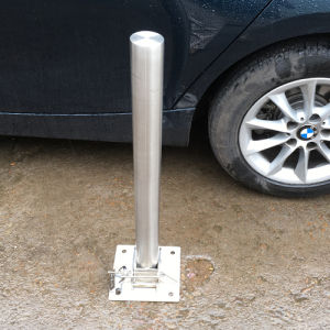 Stainless Steel Parking Lock Ss-Pl08 pictures & photos