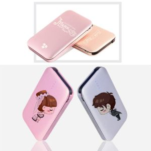 8000mAh Quick Charge Li-Polymer Battery Power Bank Ultrathin pictures & photos