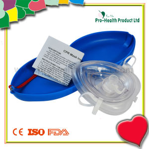 Mouth to Mouth CPR Pocket Mask pictures & photos