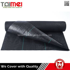 PP Woven Agricultural Anti Weed Suppressant Matting Fabric pictures & photos