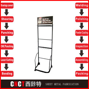 Metal Stand Fabrication pictures & photos
