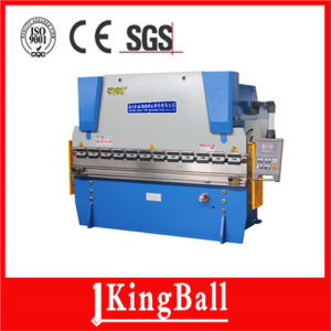 High Precision Hydraulic Press Brake Machine Wc67y-160/6000 Factory Direct Sale pictures & photos