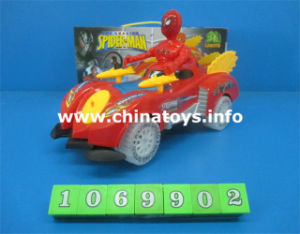 B/O 3D Projection Lamplght Music Spider-Man Car (1069902) pictures & photos