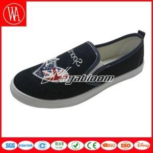 Flat Casual Unisex Canvas Comfort Leisure Shoes pictures & photos