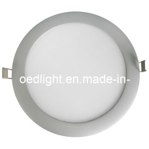 AC85-264V Recessed 20W High Bright LED Round Panel Light (P3001320W)