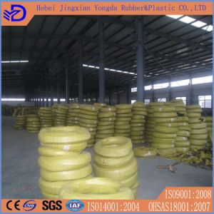 SAE100 R1at R2at Steel Wire Braided Hydraulic Rubber Hose pictures & photos