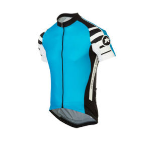 Sublimated Customized Cycling Jersey with Coolmax pictures & photos
