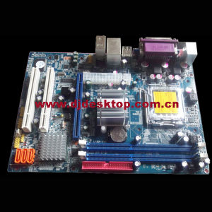 2016 The Latest High-Performance G33- 775 Support 2*DDR3 Motherboard pictures & photos