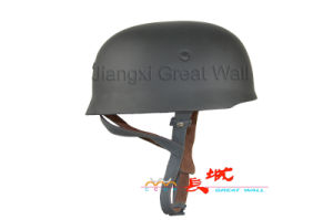 German M38 Paratrooper Helmet Made of Steel pictures & photos