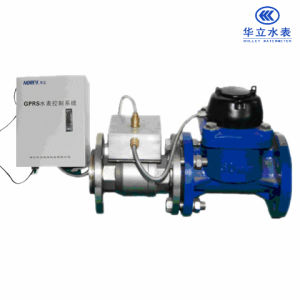 GPRS Wireless Remote Reading Bulk Water Meter (LXSIC-40CA~LXSIC-200CA) pictures & photos