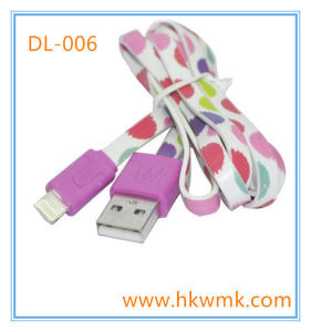 Micro USB Cell Phone Data Charging Cable (DL-006)