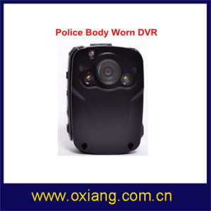1080P Wearable Police Body DVR Wireless Police Body Worn Cameras pictures & photos