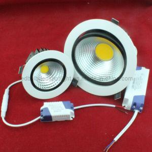 Cost Effective 3W 5W 10W 15W 20W 25W 30W 40W COB LED Downlight (KZ-DL) pictures & photos