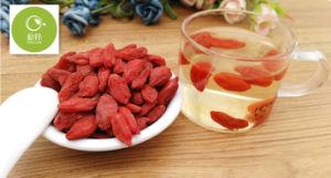 Medlar Qinghai Dried Organic Goji pictures & photos