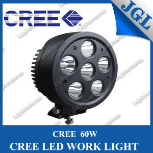 Heavy Duty 60W CREE LED Work Lamp