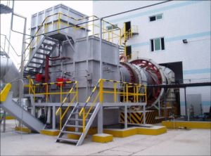 Sangao Premium Quality Steel Garbage Incinerator