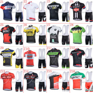 Custom Sublimation Team Bicycle Cycling Wear pictures & photos
