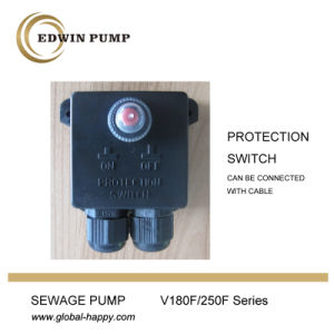V180f/V250f Sewage Submersible Water Pump pictures & photos