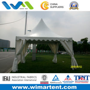 5X5m Aluminum Structure Pagoda Tent pictures & photos