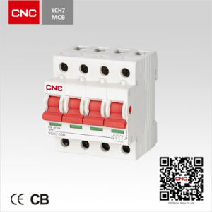 4p Electric Isolator Switch (YCH7-100) pictures & photos