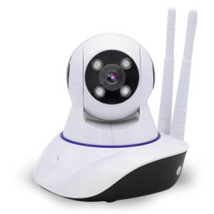 Best 1.0MP Plastic Dome HD P2p Wireless WiFi Network IP Camera with Support Onvif pictures & photos