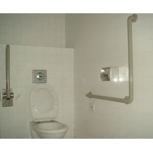 Stainless Steel Lift-up Support Safety Grab Bar pictures & photos