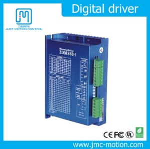 CNC Microstep Digital Motor Driver 2 Phase High Torque Drive pictures & photos