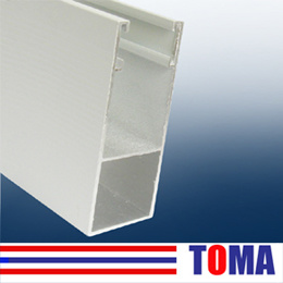 Good Quality Aluminium Rails for Roller Shutters (TMGR80A) pictures & photos