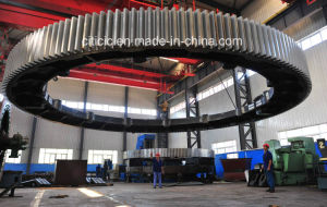 15m Diameter Girth Gear of Rotary Dryer pictures & photos