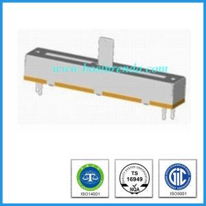 Wholesale 100mm Travel B100k Linear Slide Potentiometer for Audio Amplifier pictures & photos