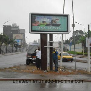 Pole Mega LED Outdoor Media Billboard Banner Light Box pictures & photos