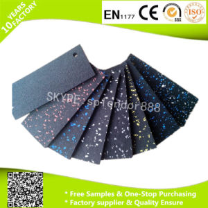 Anti-Slip and Anti-Fatigue Kitchen Rubber Floor Gym Mat pictures & photos