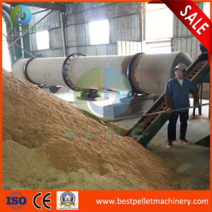 Rotary Drying Machine Used in Boimass Pellet Line pictures & photos